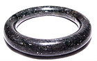 Chinese Black Jade Bangle Bracelet