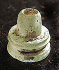 Small Ancient Glass Pyu Stupa - 100AD