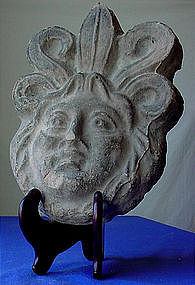 Roman Antefix (border roof tile)1st Century AD