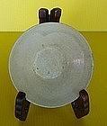 Song Dynasty Tea Bowl W/A Wonderful Thick Glaze