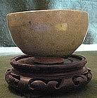 RARE - Song/Yuan Dynasty Celadon Begger Bowl