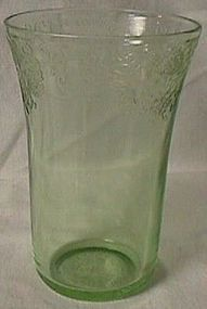 Florentine Number 2 Green Ice Tea Tumbler