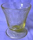 Florentine Number 2 Yellow Juice Tumbler