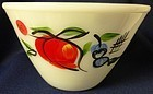Fire King Outlined Fruit Mixing Bowl 1 Quart