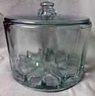 Sanitary Refrigerator Jar Blue