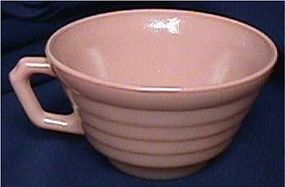 Moderntone Pink Pastel Cup and Saucer