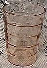 Block Optic Pink Tumbler