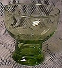 Green Tumbler Set