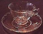 Fostoria Century Cup and Saucer