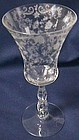 Cambridge Chantilly Goblet