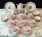 Beautiful Antique Haviland & Co. Limoges Coffee Service