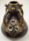 Unique Antique Turn-Teplitz Art Nouveau Vase