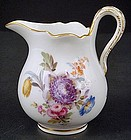 Meissen Nouveau Cream Pitcher