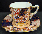 Antique Copeland �Japan� Pattern Demitasse Cup & Saucer