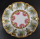 Lovely Antique Art Nouveau Limoges Bowl
