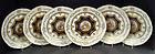 Lovely Antique Scenic Dresden Plates, Set of 12