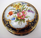 Lovely Antique European Dresser or Trinket Box
