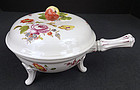 Wonderful Antique Royal Vienna Pot with Lid