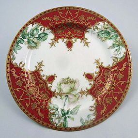10 Extraordinary Haviland & Co. Limoges Plates