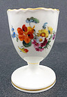 Wonderful Meissen Floral Egg Cup