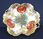 Lovely Antique Pickard Bowl with Tulips