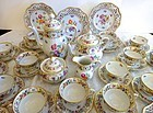 Schumann Bavaria Coffe & Tea Service for 12, C. 1940s