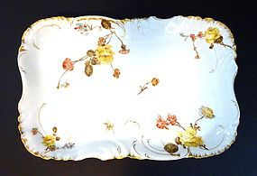 Antique Haviland & Co. Limoges Platter