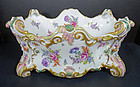 Antique Paris Eugene Clauss Centerpiece Bowl