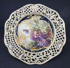 Exquisite KPM Berlin Art Nouveau Cabinet Plate