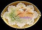 Beautiful Limoges Game Bird Platter