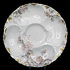 Beautiful Haviland Limoges Oyster Plate 1888-96