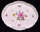 Wonderful Meissen 1st Quality Serving or Dresser Tray
