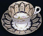 Exquisite Victorian English Cup & Saucer
