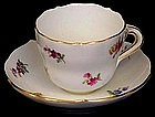 Cute Meissen Demitasse Cup and Saucer