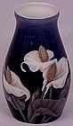 Beautiful Bing & Grondahl Cobalt Blue Vase