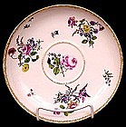 Rare Antique Meissen Eculle Stand, Plate