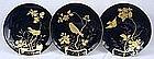 8 Exquisite Pirkenhammer Art Nouveau Plates