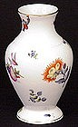 Early Herend Fruits and Flowers Vase