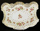 Exquisite Copeland Tray made for Tiffany