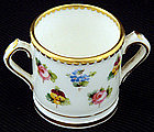 Delightful Mintons Miniature Two-Handled Cup