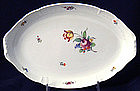 Sweet Nymphenburg Oval Serving Dish