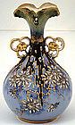 Charming Art Nouveau Teplitz Cabinet Vase