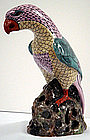Decorative Continental Porcelain Bird Chinese Style