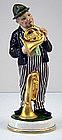 Wunderbar Rosenthal Art Deco Musician
