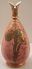 Gorgeous Royal Crown Derby Iris Vase