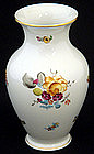 Lovely Herend Hand Painted Vase