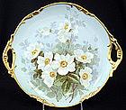 Pouyat Limoges Art Nouveau Serving Dish