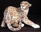 Exceptional Dahl Jensen Copenhagen Leopard