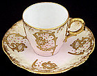 Lovely LS&S Limoges Demitasse Cup & Saucer