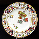 Antique Royal Vienna Reticulated Plate
